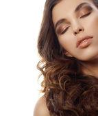 Ženská krása — Stock fotografie