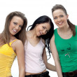 Stock Photo: Three women