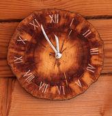 Wooden watches — Foto de Stock