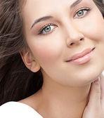 Beleza de mulher — Foto Stock
