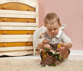 Little child baby — Stock Photo