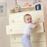 Little child baby boy — Stock Photo #41382537