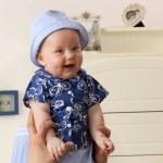 Little child baby boy — Stock Photo