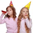 Party girls — Stock Photo #18012703