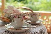 Servicio de té — Foto de Stock