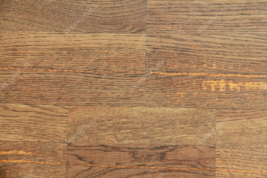 Trama del vecchio pavimento in legno scuro in naturali pavimenti in ...