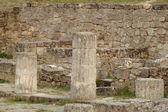 Fouilles de l'ancienne ville de pantikapaion — Photo