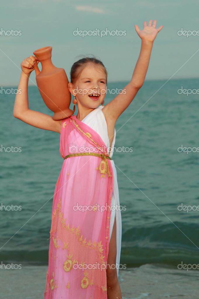Детские Платья Греческие