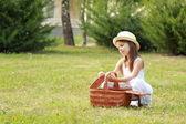 Niño feliz activa — Foto de Stock