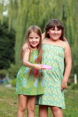Adorable funny kids — Stock Photo
