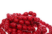 Bead necklace — Stock Photo