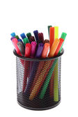 Felt tip pens — Stock Photo
