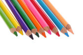 Lápices de colores — Foto de Stock