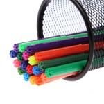 Multicolor felt pens — Stock Photo #31370449