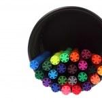 Multicolor felt pens — Stock Photo #31370491