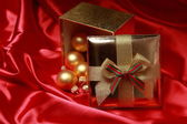 Christmas tree decorations — Stockfoto