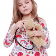 Child playing with toy — Stock Photo #40303847