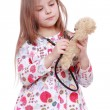 Child playing with toy — Stock Photo #40303859