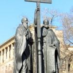 Saints Cyril and Methodius monument — Stock Photo #42477559