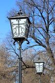 Уличный фонарь — Стоковое фото