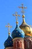 Igreja do grande mártir george, o vitorioso — Fotografia Stock