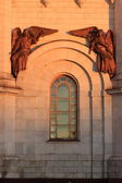 Tempel van christus de verlosser — Stockfoto