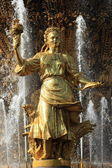 """""""Friendship of the Peoples"""" Fountain — Stock Photo"""