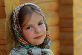 Lovely kid portrait — Stock Photo