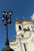 Religion symbol of Moscow — Stock Photo