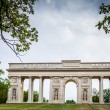 Colonnade Reistna, a neoclassical landmark - Stock Photo