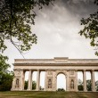 Stock Photo: Colonnade Reistna, neoclassical landmark