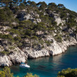 Splendid southern France coast (Calanques de Cassis), southern F — Stock Photo #12662836