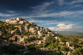 View of Gordes - one of the most beautiful villages in France — Stock Photo