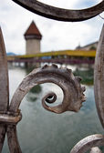 Lucerne Luzern, Switzerland — Stock Photo