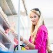 Woman shopping — Stock Photo #47189865