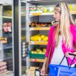 Woman shopping — Stock Photo #47189869