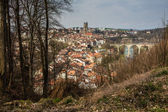 Fribourg, Switzerland — Stock Photo