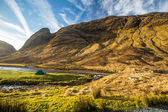 Glen Etive, Scottish Higland, UK — Stock Photo