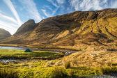 Glen Etive, Scottish Higland, Scotland, UK — Stockfoto