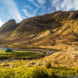 Glen Etive, Scottish Higland, Scotland, UK — Stock Photo #49976503