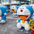 Doreamon exhibition in Hong Kong — Stock Photo #12227212