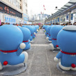 Doreamon exhibition in Hong Kong — Stock Photo