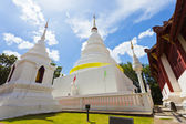 Wat Phra Singh temple in Thailand — Stock Photo
