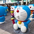 Doreamon exhibition in Hong Kong — Stock Photo #12882896