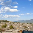 Lijiang old town in morning in China — Foto Stock #14162008