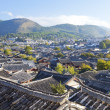 Lijiang old town in the morning in China — Stock Photo