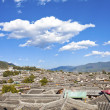 Lijiang old town, the UNESCO world heritage in Yunnan province, — Foto de Stock