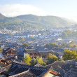 Lijiang old town at morning, China. — Stock Photo #14933893