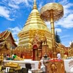Wat Phrathat Doi Suthep temple in Chiang Mai, Thailand. — Stock Photo #18941961