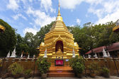 Wat Phan On temple in Chiang Mai, Thailand. — Stock Photo